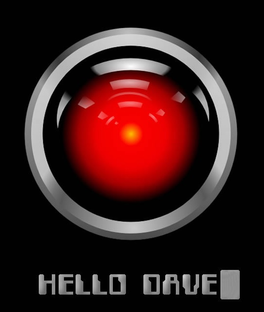 The HAL 9000