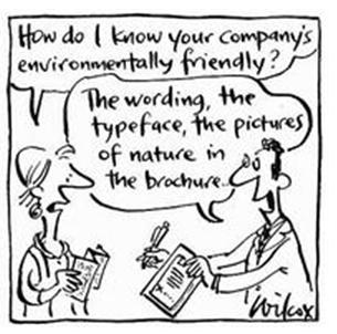 The price we pay for buying this industrial food system is what funds the media that feeds us with half-truths  |  Cartoonist Cathy Wilcox' source & courtesy - coreybradshaw.wordpress.com  |  Click for image.