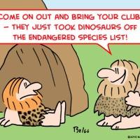 Cartoon guide to biodiversity loss XX