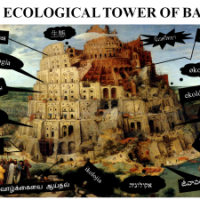 Ecology is a Tower of Babel