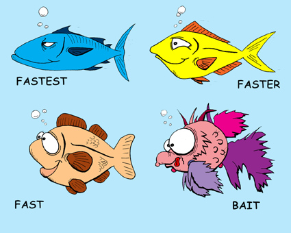 Germ (Gregarious Germ) Fish Token for MTG (Steve Argyle) – Cardamajigs