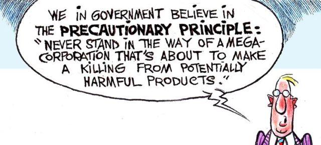 Precautionary principle   ConservationBytes.com