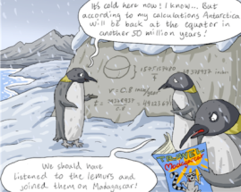 penguin biogeography