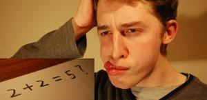 bad maths