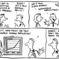Cartoon guide to biodiversity loss XXXVII