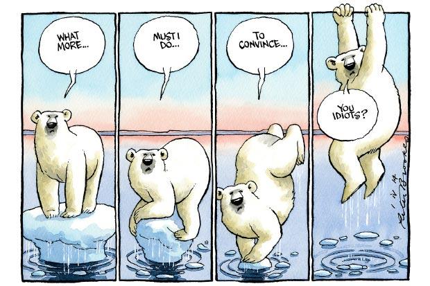 Cartoon guide to biodiversity loss XXXVI   ConservationBytes.com
