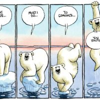 Cartoon guide to biodiversity loss XXXVI