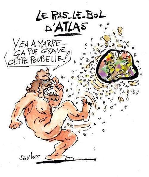 © Soulas. Charlie Hebdo