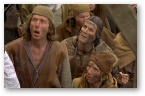 Remember, you're smarter than they are (© Monty Python)