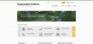 Conservation Evidence
