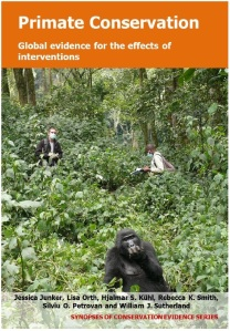 Front cover primate synopsis