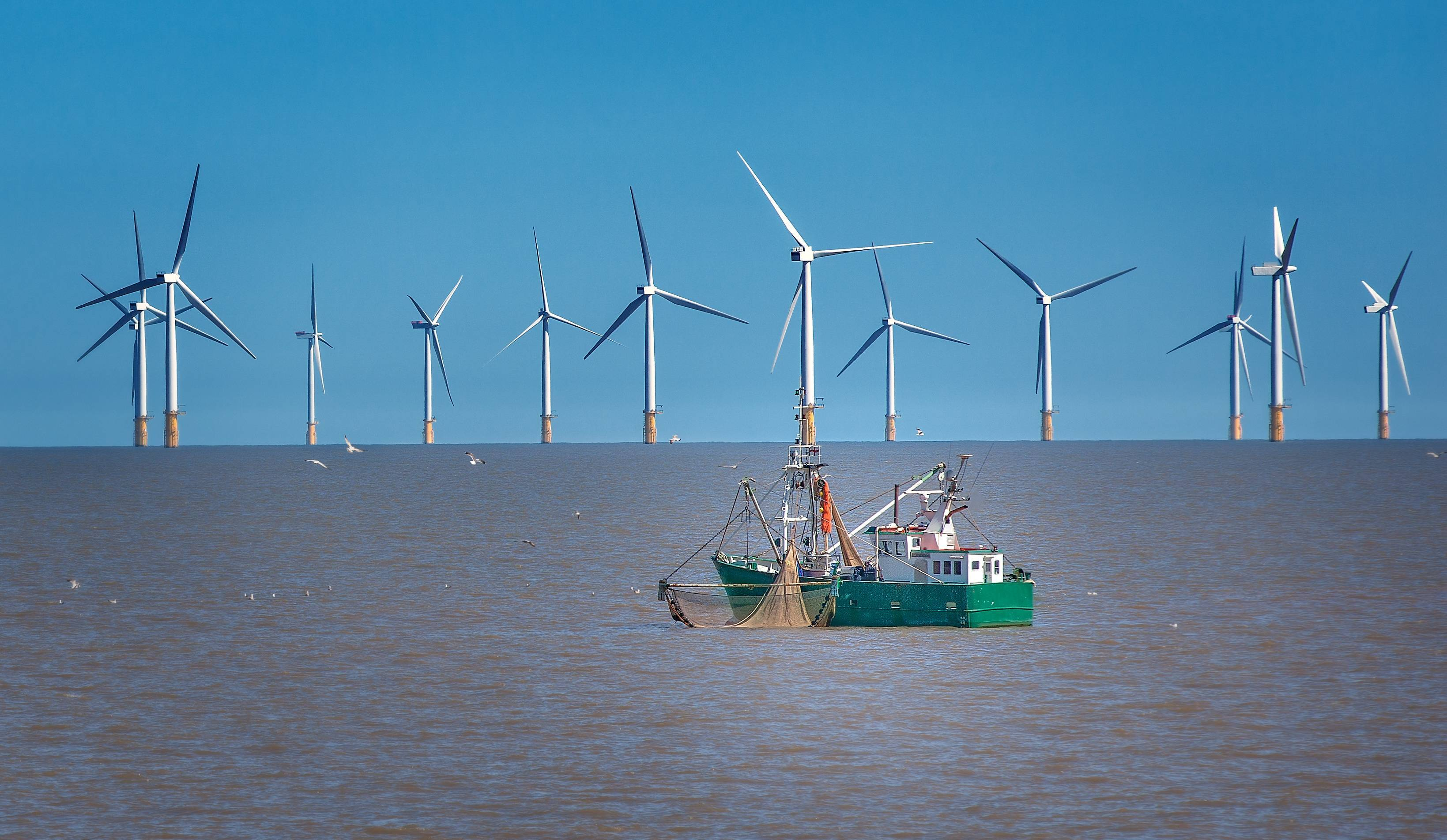 FishingOffshoreWind