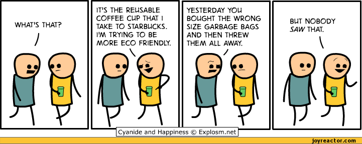 © Cyanide and Happiness