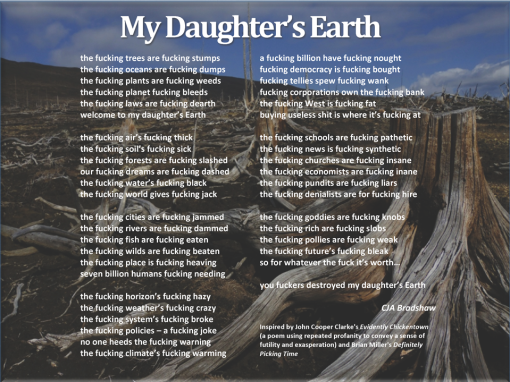 My Daughter's Earth